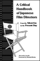 picture: A Critical Handbook of Japanese Film Directors