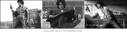 picture: scenes from 'Golden Wolf Resurrection'