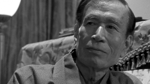 picture: Tiger! Tiger! Burning Bright – R.I.P. Tetsuro Tamba, 1922 – 2006