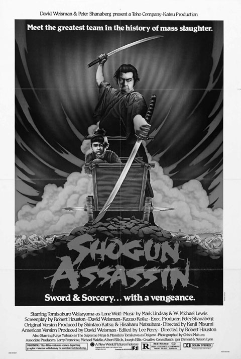 picture: The Lone Wolf Legacy, Part 2 - Shogun Assassin, the Bastard Cub