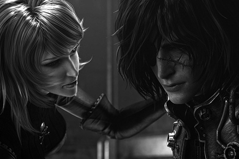 picture: Space Pirate Captain Harlock