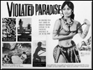 picture: scene from 'Violated Paradise'