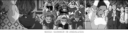 picture: scenes from 'Nasu: Summer in Andalusia'