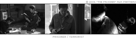picture: scenes from 'Prisoner/Terrorist'