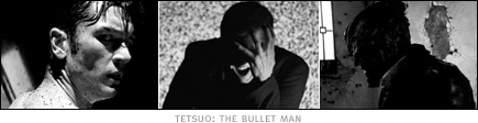 picture: scenes from 'Tetsuo: The Bullet Man'
