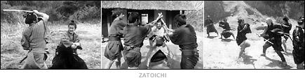 pictures: scenes from 'Zatoichi'