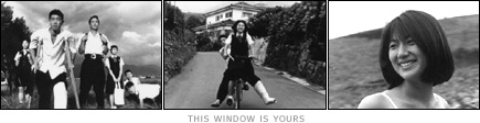picture: scenes from Tomoyuki Furumaya's This Window is Yours