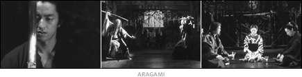 pictures: scenes from 'Aragami'