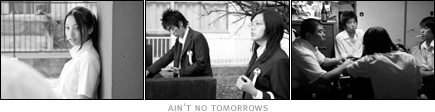 picture: scenes from 'Ain't No Tomorrows'