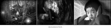 picture: scenes from 'Bugmaster'