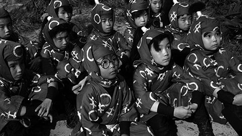 Ninja Kids!!!